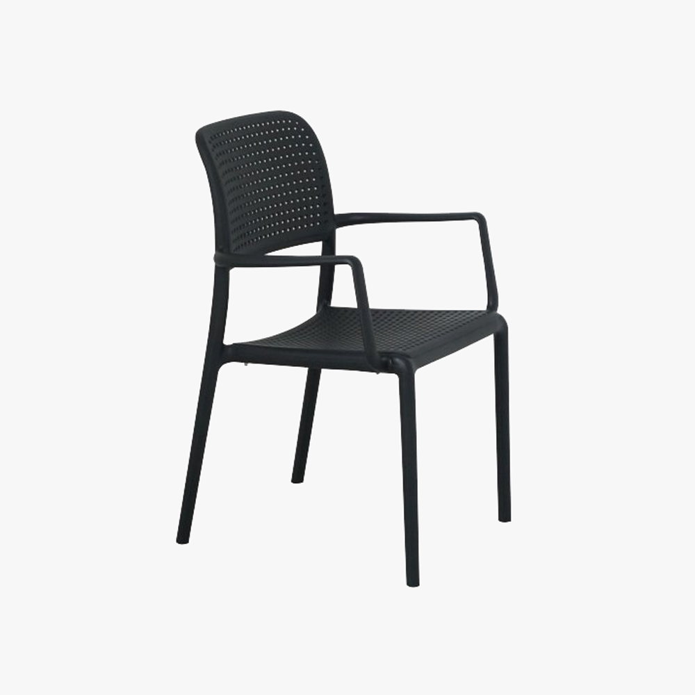 Home/Brands/Chair Crazy/Black Side Armchair