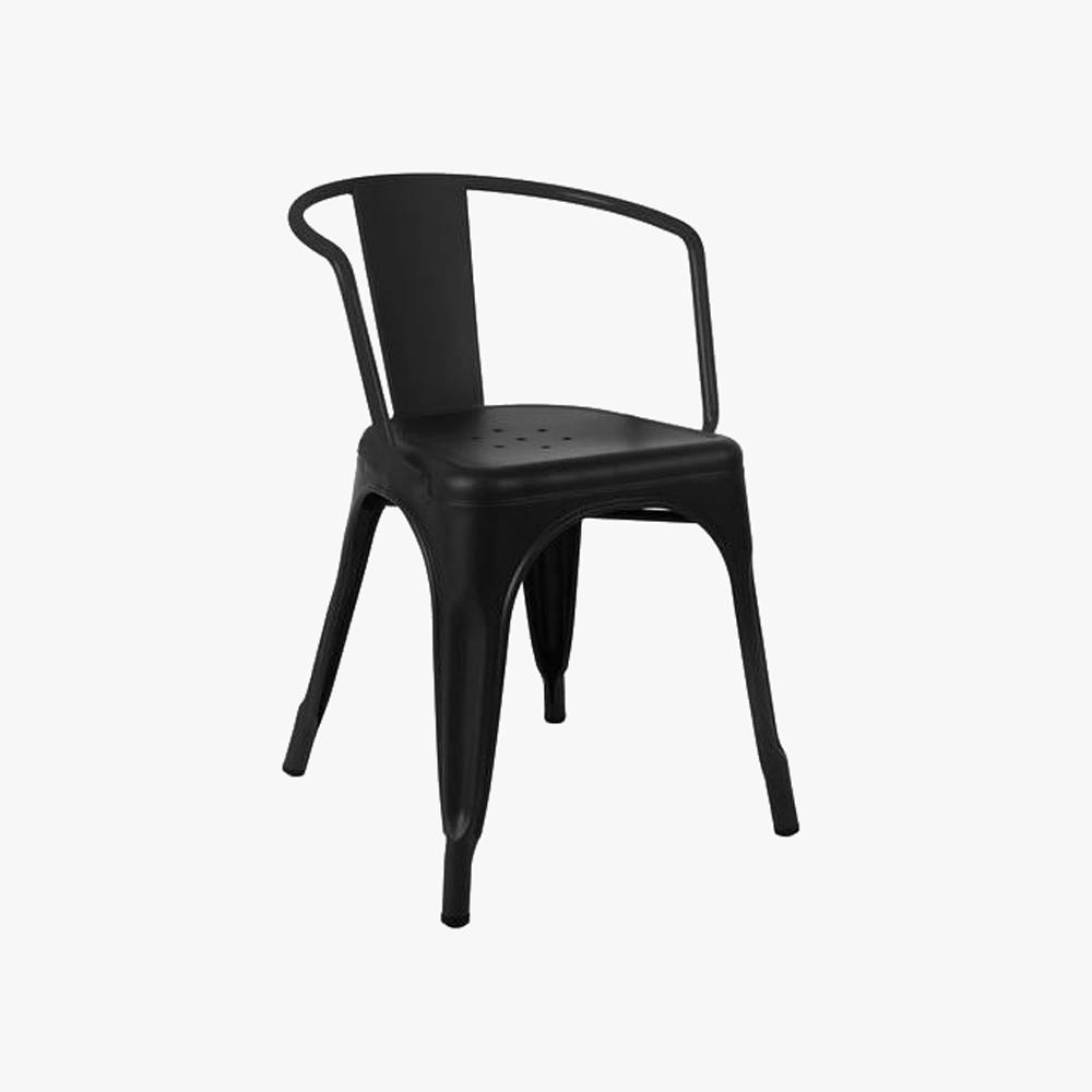 Replica Tolix Low Back Dining Chair U3 Shop