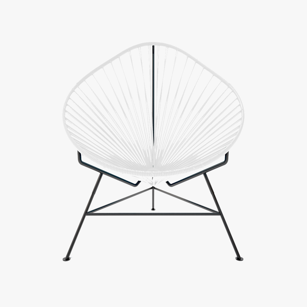 Acapulco chair dimensions - Home Outdoor Occasional Seating Chairs Replica Acapulco Chair