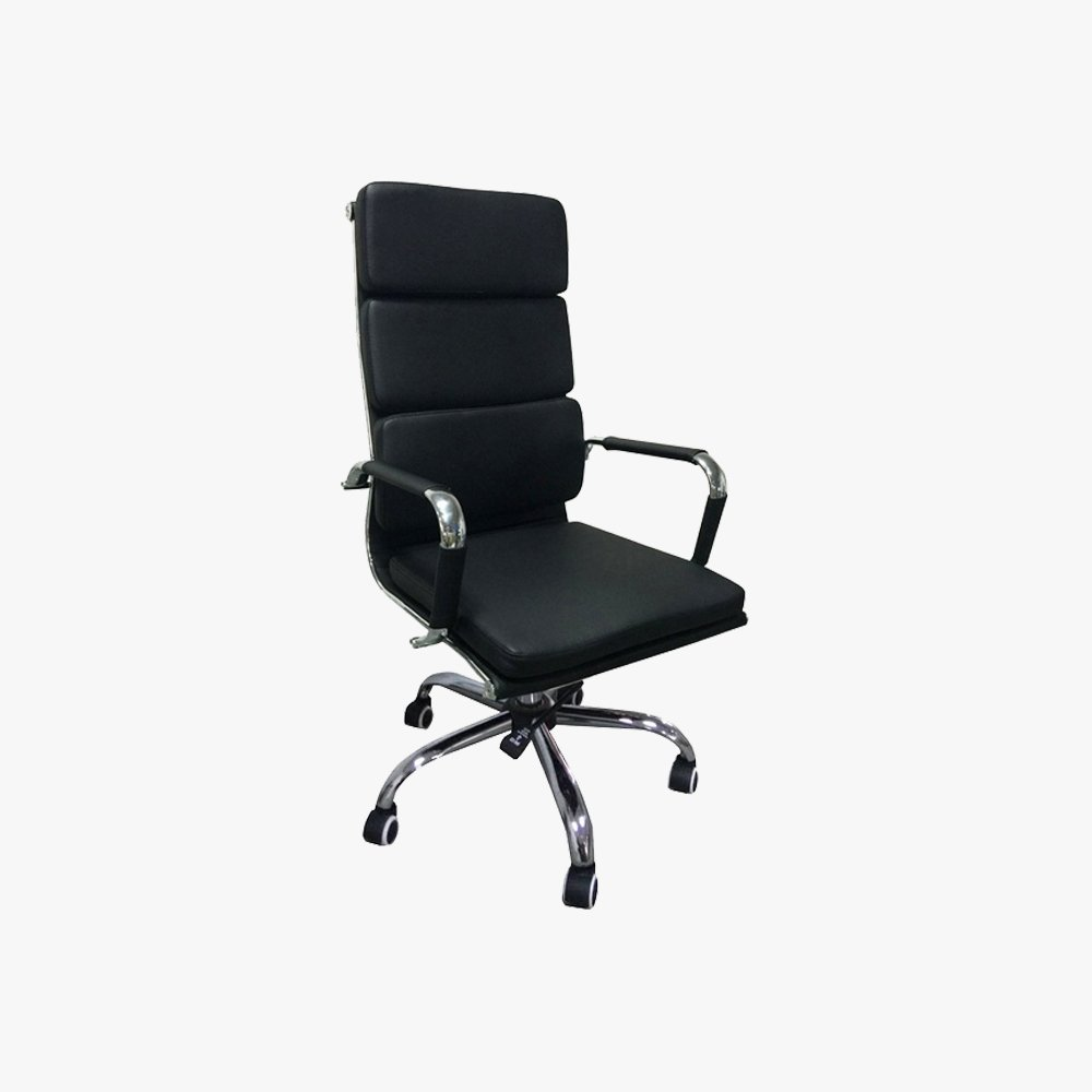 replica eames office chair. Home/Brands/Chair Crazy/Replica Eames High Back Upholstered Office Chair Replica